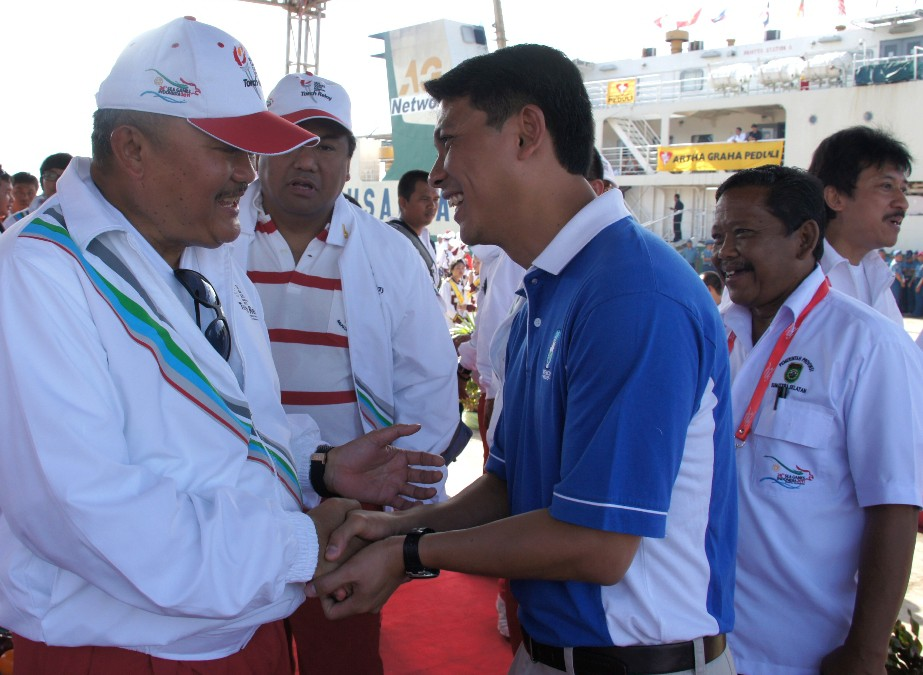 Palembang SEA Games gets English boost from Singapore NGO