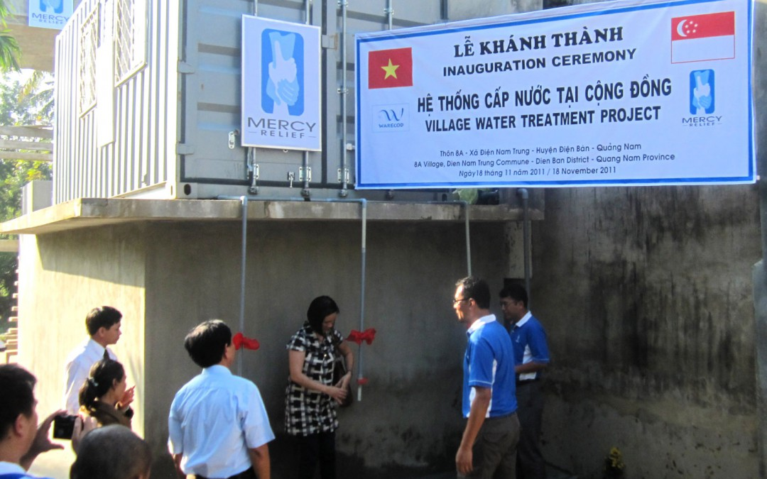 Development and Disaster Preparedness Initiatives for Typhoon-Prone Central Vietnam