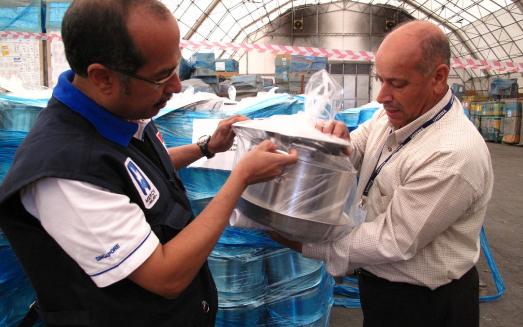 Mercy Relief responds to Gaza armed conflict