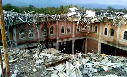 Mercy Relief to deploy two-man disaster response team to quake-hit Aceh