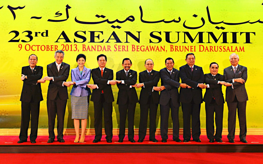 Mercy welcomed at ASEAN Summit