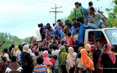 Mercy Relief deploys team to Bangladesh for aid distribution to communities affected by humanitarian crisis in Rakhine state