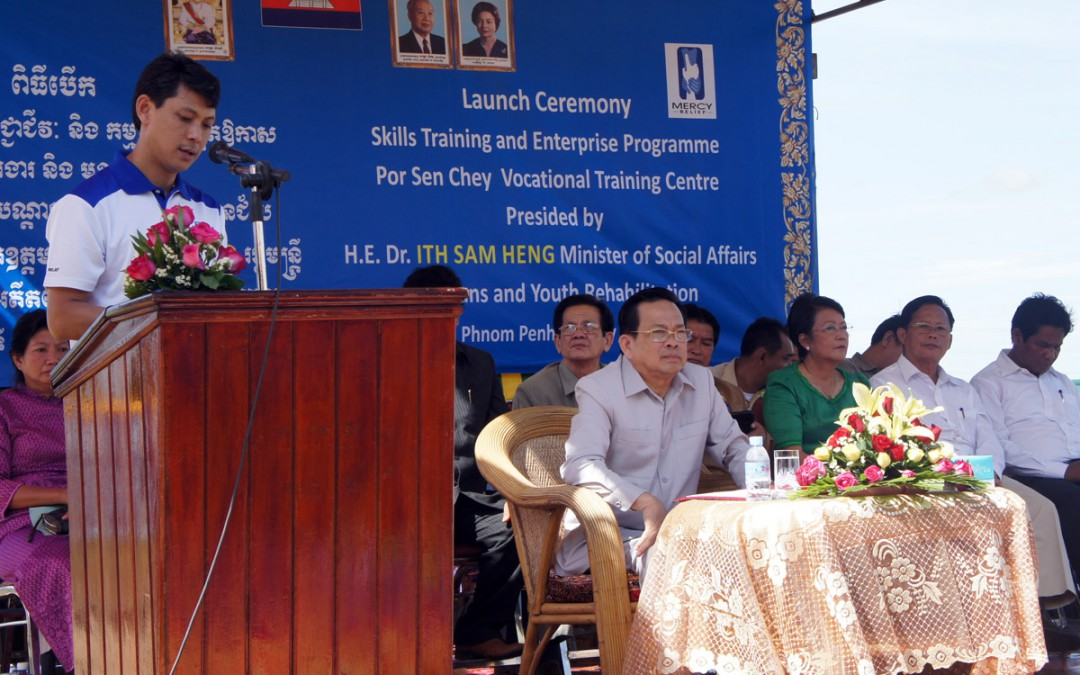 A step towards empowerment and employment