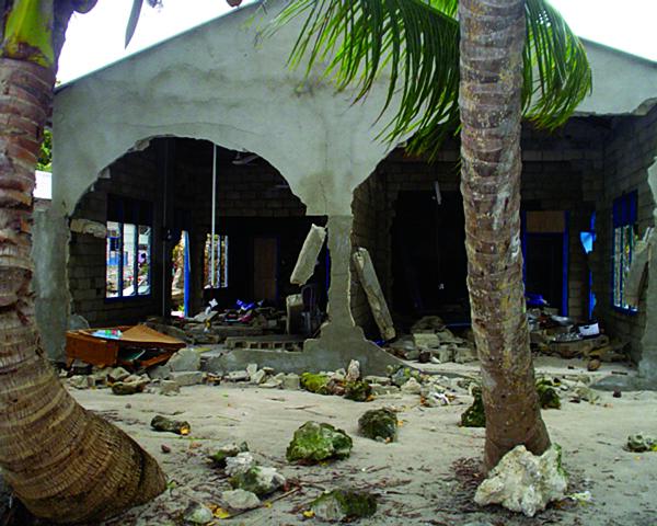 Cyclone Sidr 2007