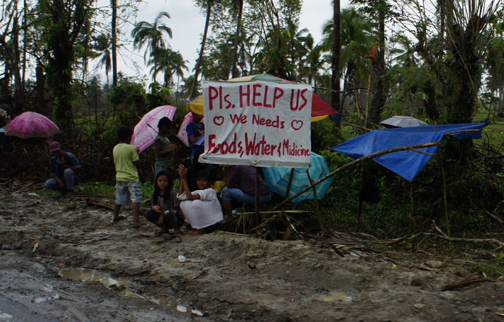 Typhoon Bopha Ops Update #02 – Rehab phase sees relieved faces