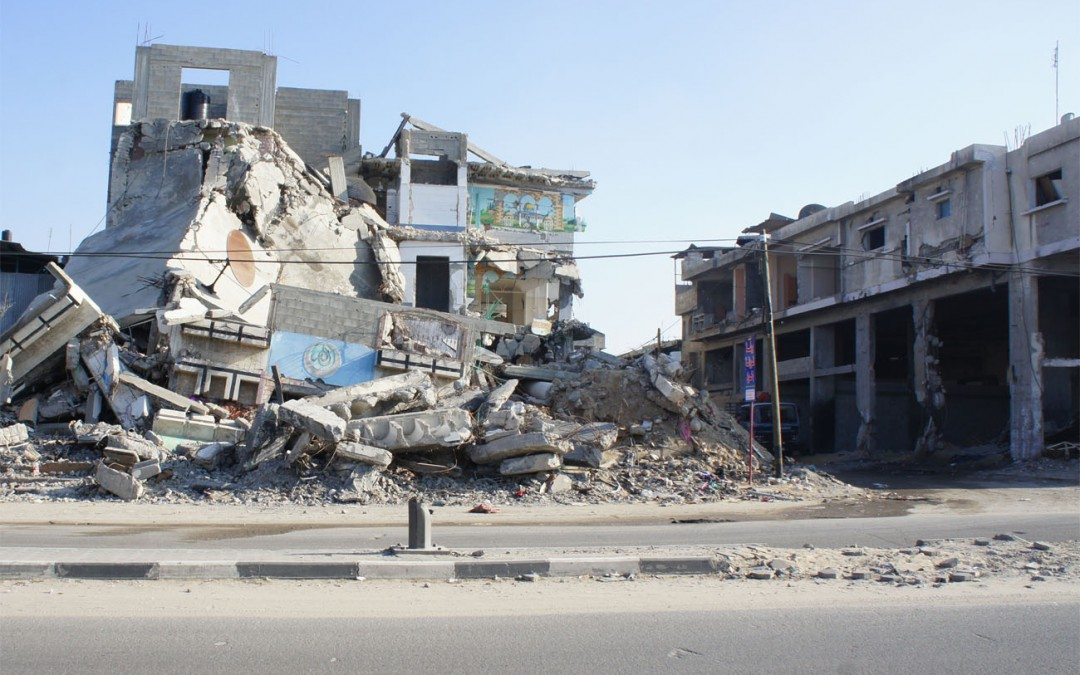 Gaza Conflict Relief Ops Update #03 – More relief arrives on tracks less travelled