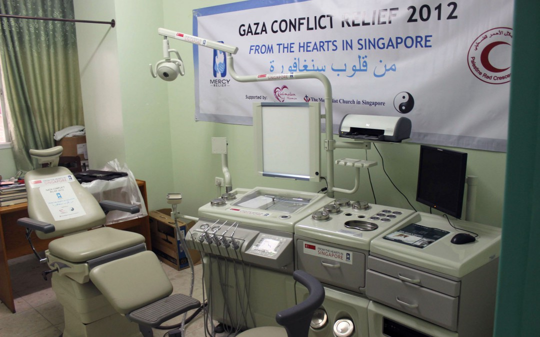 Gaza Conflict Relief Ops Update #2 – Singaporean donation reaches Gaza