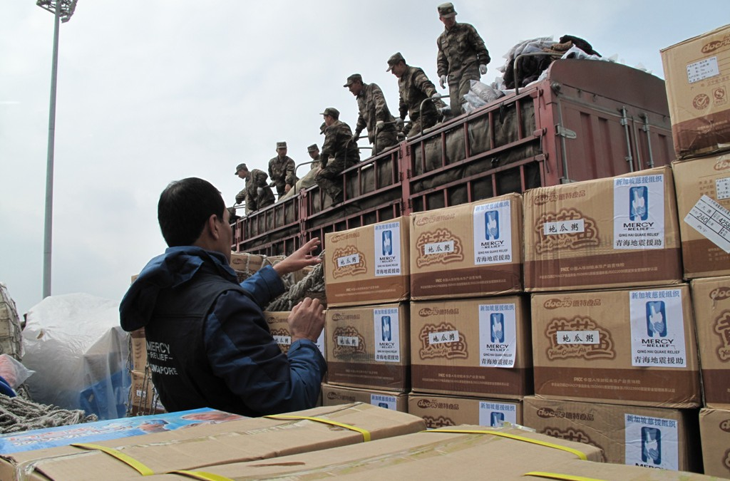 Mercy Relief return from Qinghai quake relief mission; look to do more for the afflicted communities