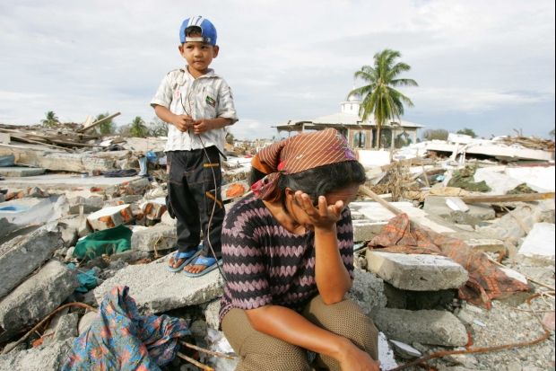 Indian Ocean Earthquake and Tsunami 2004