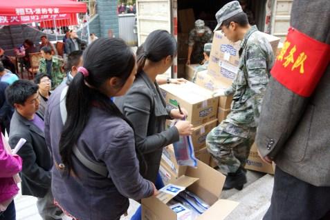 Lushan Earthquake 2013Reading Time: 1 min