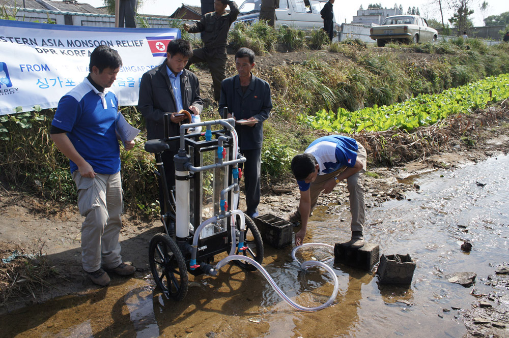 DPR Korea Floods Relief Ops – Update #03