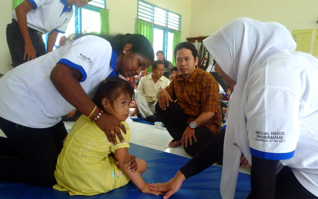 Special Needs Training (SPENT) Programme 2011