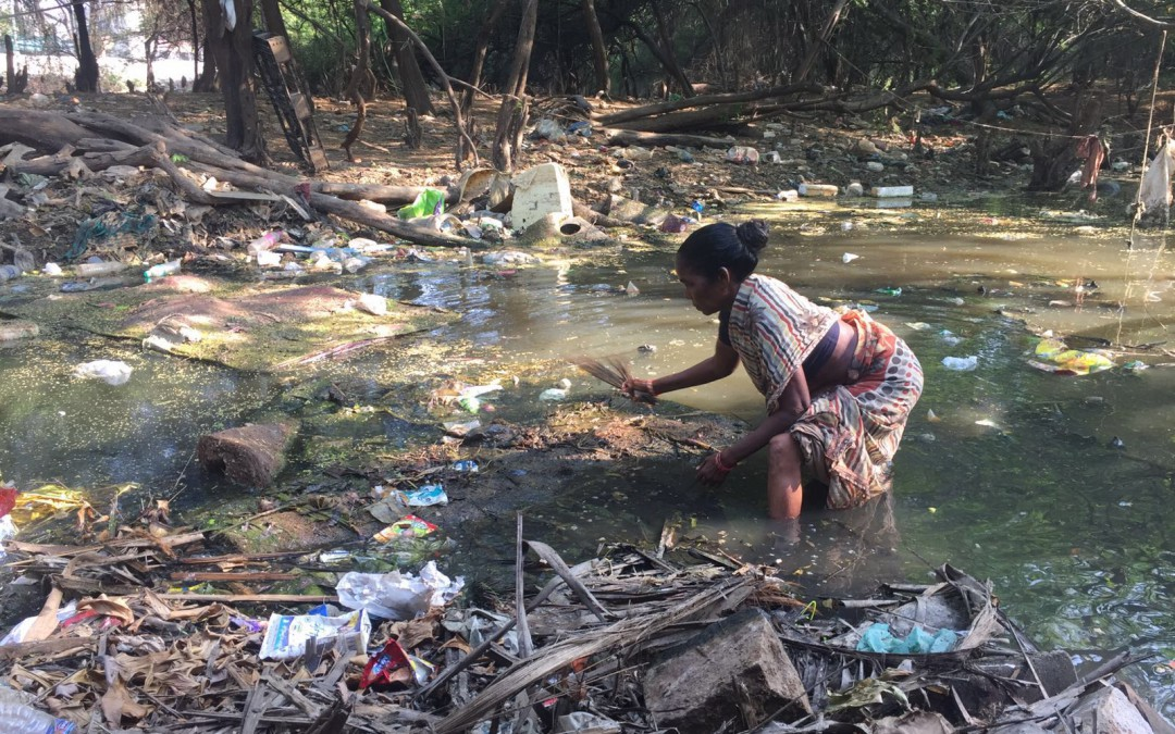 Mercy Relief deploys team to help South India's flood survivors address livelihood recovery concerns