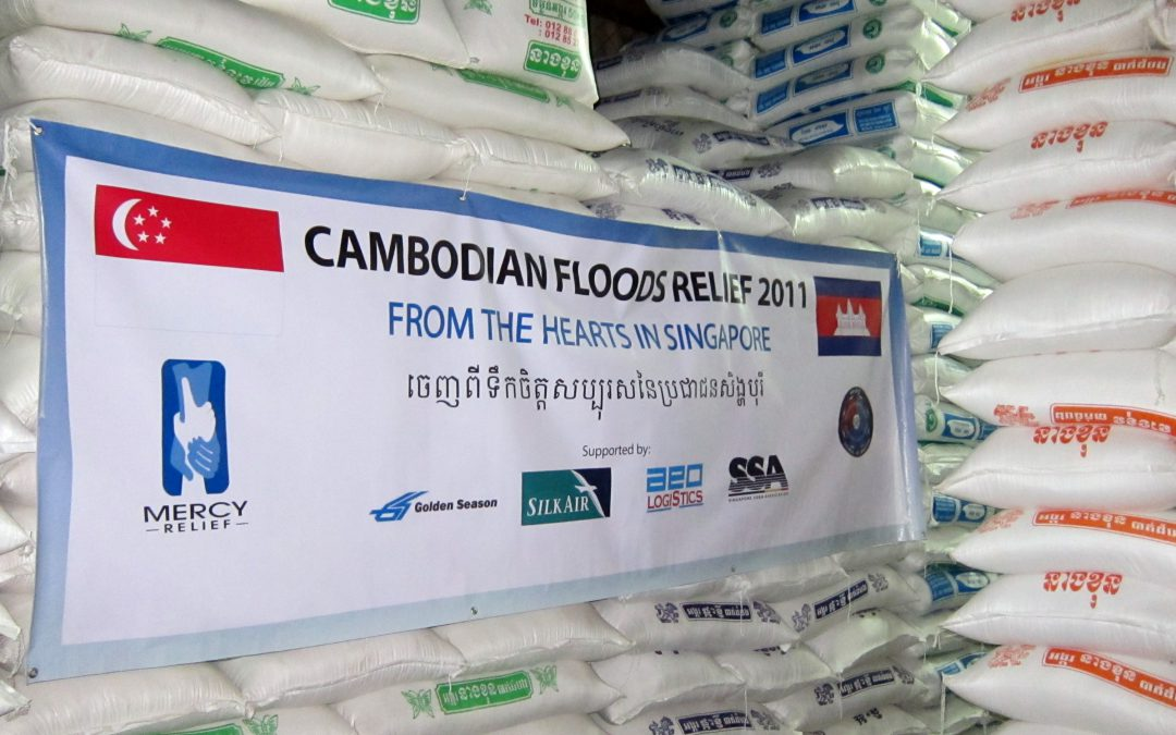 Southeast Asian Floods (Cambodia) 2011
