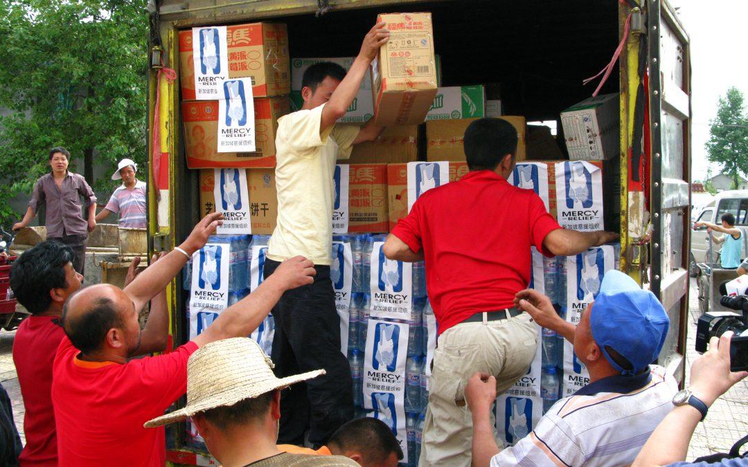 Wenchuan Earthquake 2008