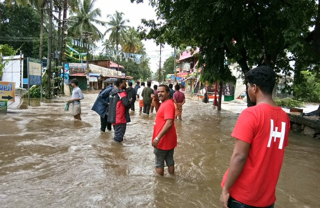 Mercy Relief launches public fundraising appeal for flood-hit KeralaReading Time: 1 min