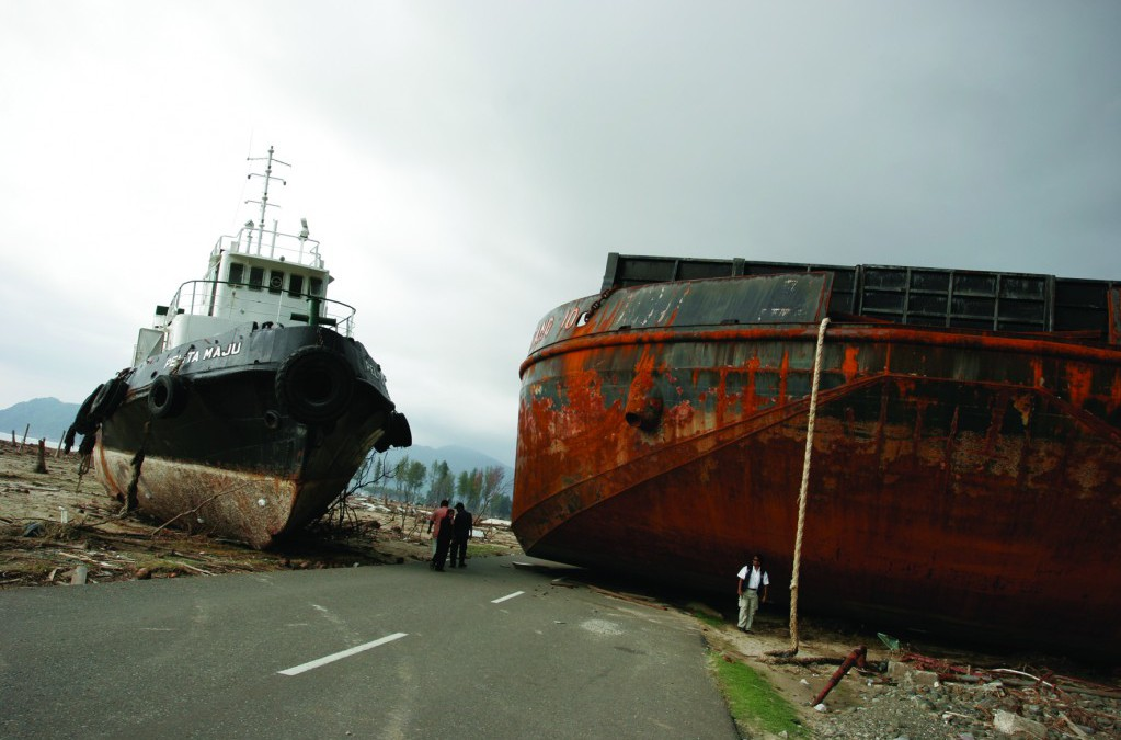Indian Ocean Tsunami 5 Years On – An Observance of Silent Remembrance