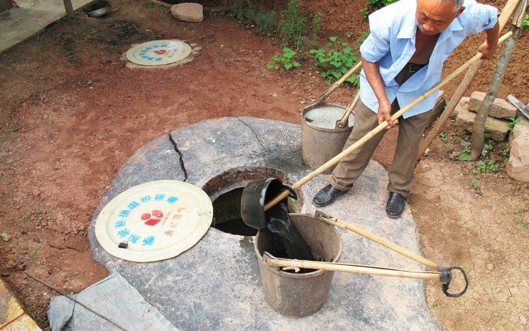 Eco-Sanitation (Biogas) and Environment Enhancement 2009