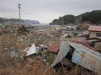 OPS JET Relief – Update #3: MR meets tsunami survivors