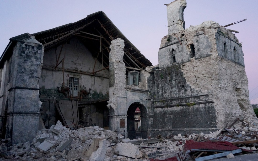 Ops PQ Relief Update #1 – Quake hit Bohol requires urgent relief