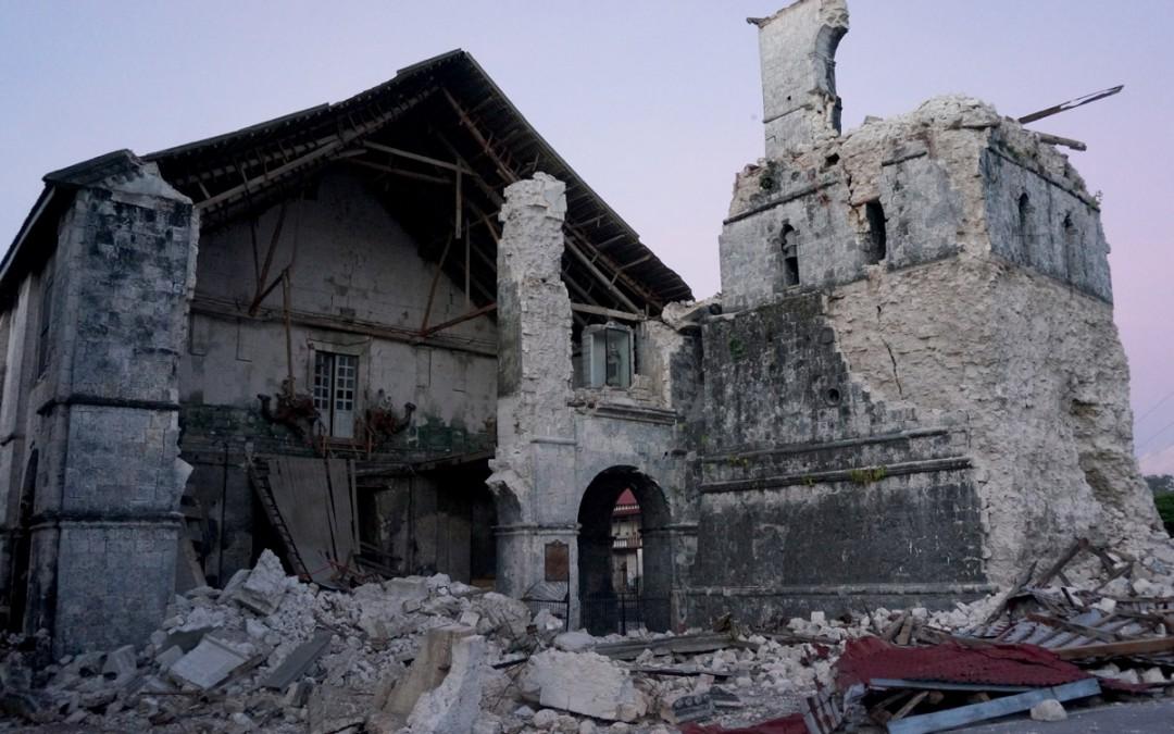 Ops PQ Relief Update #1 – Quake hit Bohol requires urgent relief