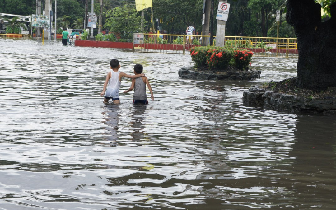 Flood the streets for the floods-stricken – A call for hands