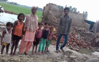 Mercy Relief responds to South Asia Floods in a multi-country relief distribution operation