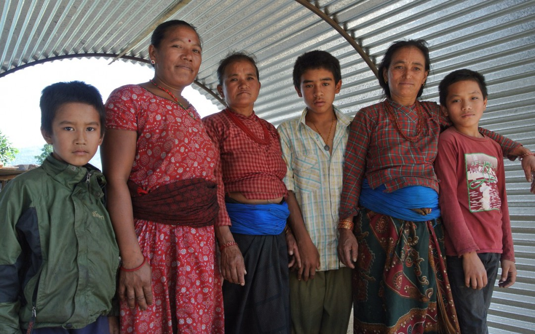 Mercy Relief's transitional shelter projects in Nepal comes to a completion