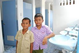 Sustainable development in Sumatra – Driven by Mercy Relief, powered by the Community