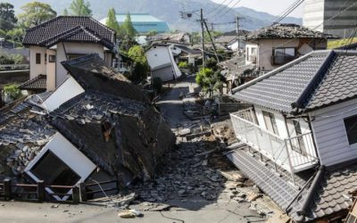 Mercy Relief to distribute critical relief aid to communities hit by powerful twin earthquakes in Kumamoto, Japan