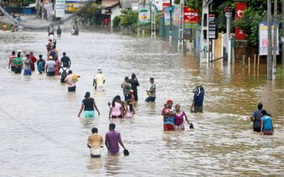 Mercy Relief to deploy disaster response team to flood-hit Sri Lanka