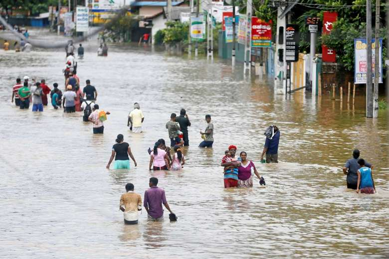 Mercy Relief to deploy disaster response team to flood-hit Sri Lanka