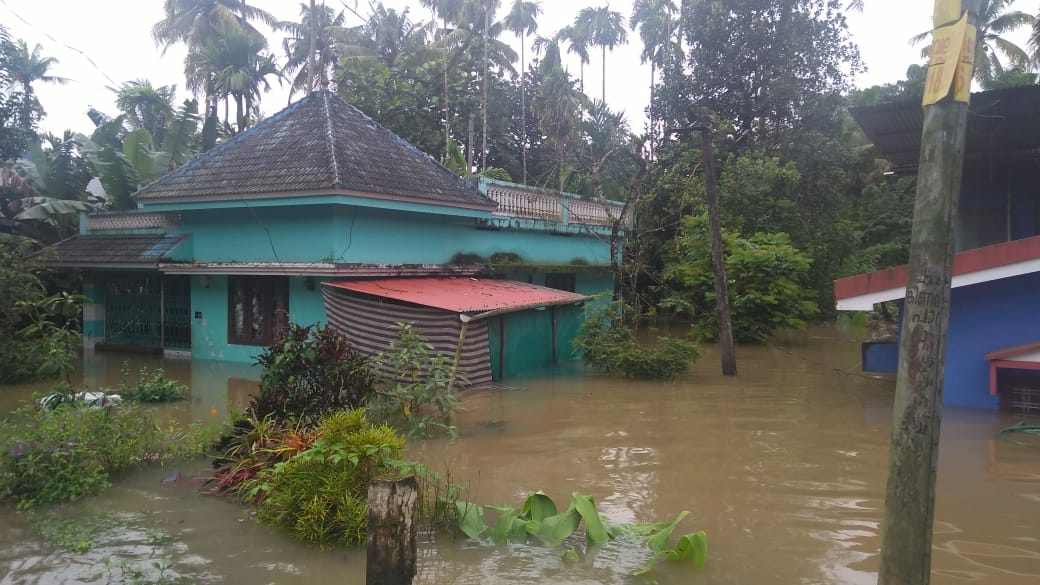 Mercy Relief responds to flood-hit Kerala with first phase of disaster relief