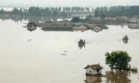 DPR Korea floods relief Ops – Update #01