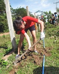 Young Laos lives uplifted with improved accessed to clean water