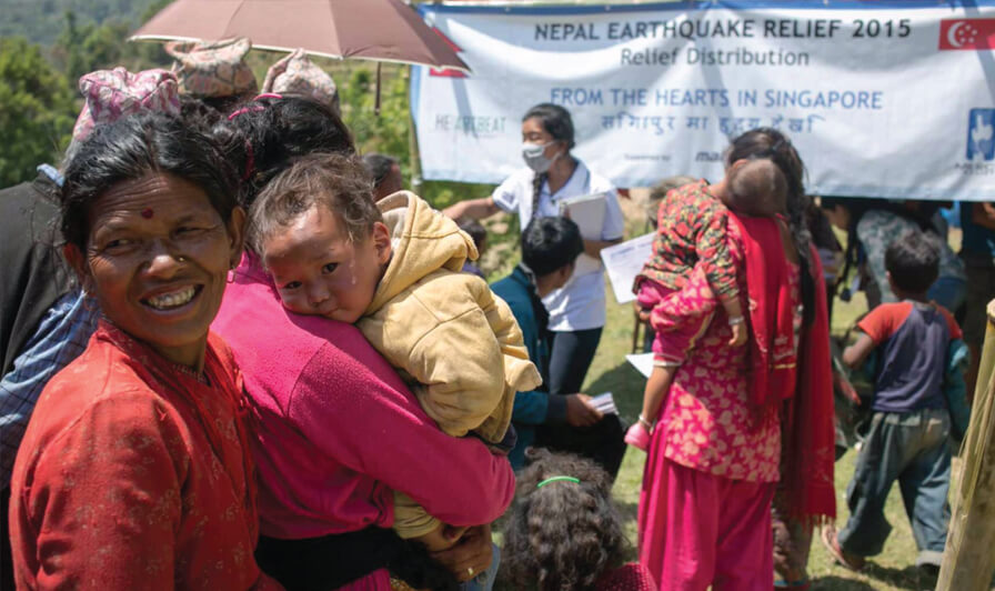 2015 Nepal Earthquake 2-Year Report