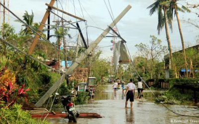 Mercy Relief responds to Typhoon Nock-Ten with first phase of emergency relief distribution