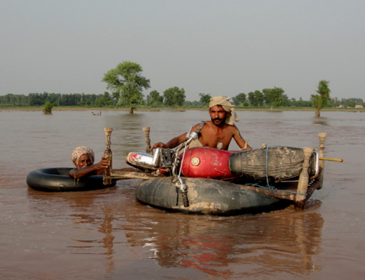 South Asia Flood 2014