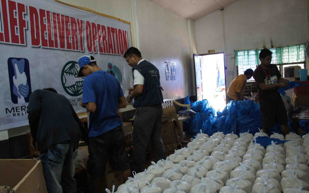 Storm Washi Relief Update #1 – Mercy Relief distributes first tranche of aid in Mindanao