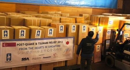 Tohoku Earthquake and Tsunami 2011