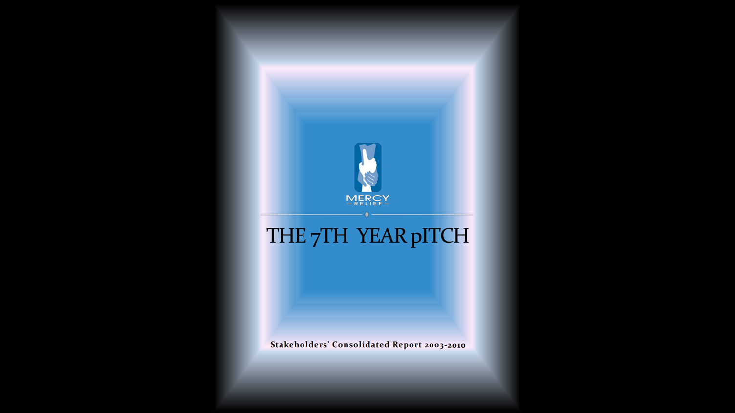 7th Year Pitch, 2010