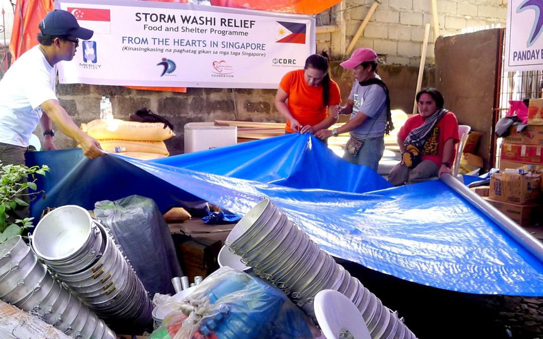 Storm Washi Relief Update #3 – Disaster Preparedness and Risk Reduction Programme prevented further loss of lives